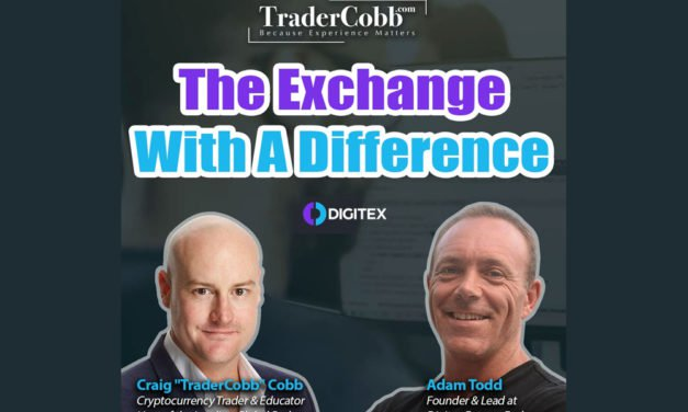 TraderCobb Speaks to Adam About Our 'Exchange with a Difference' 9