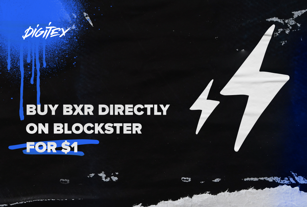 Buy BXR Directly on Blockster for $1: The FAQ 1